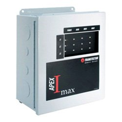 AC Surge Protector SPD APEX IMAX Panel 120/240 Vac Split-Phase SASD, MOV 160 kA, UL 1449 4th Ed. Type 2 Metal Enclosure