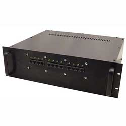 12-Port Rack Mount DC Injector for TEF141207-4H0N SubZero Enclosure